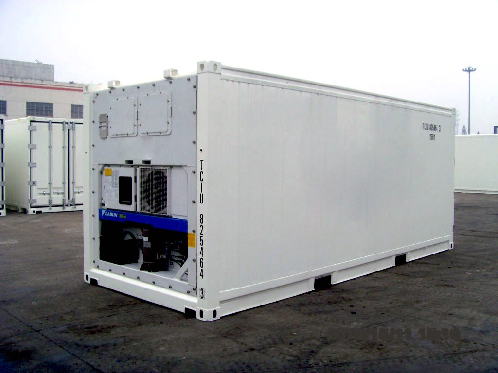 20' Reefer Steel Container - 22 R1