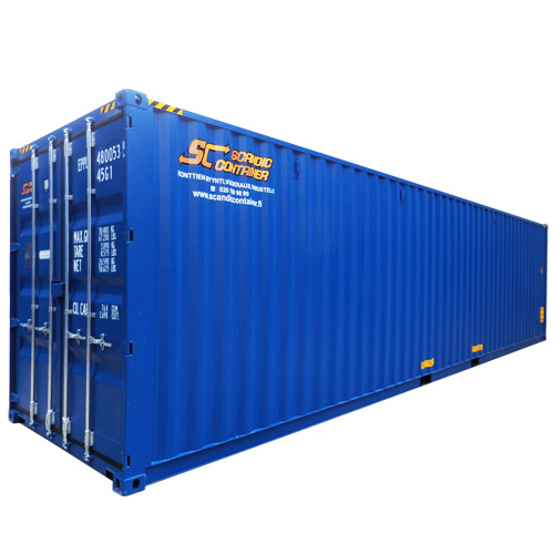 40' Standard Steel Container - 42 G1