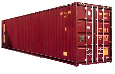 40' High Cube Steel Container - 45 G1